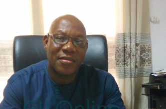The Registrar of the Ghana Institute of Journalism, Mr. Perry Ofosu