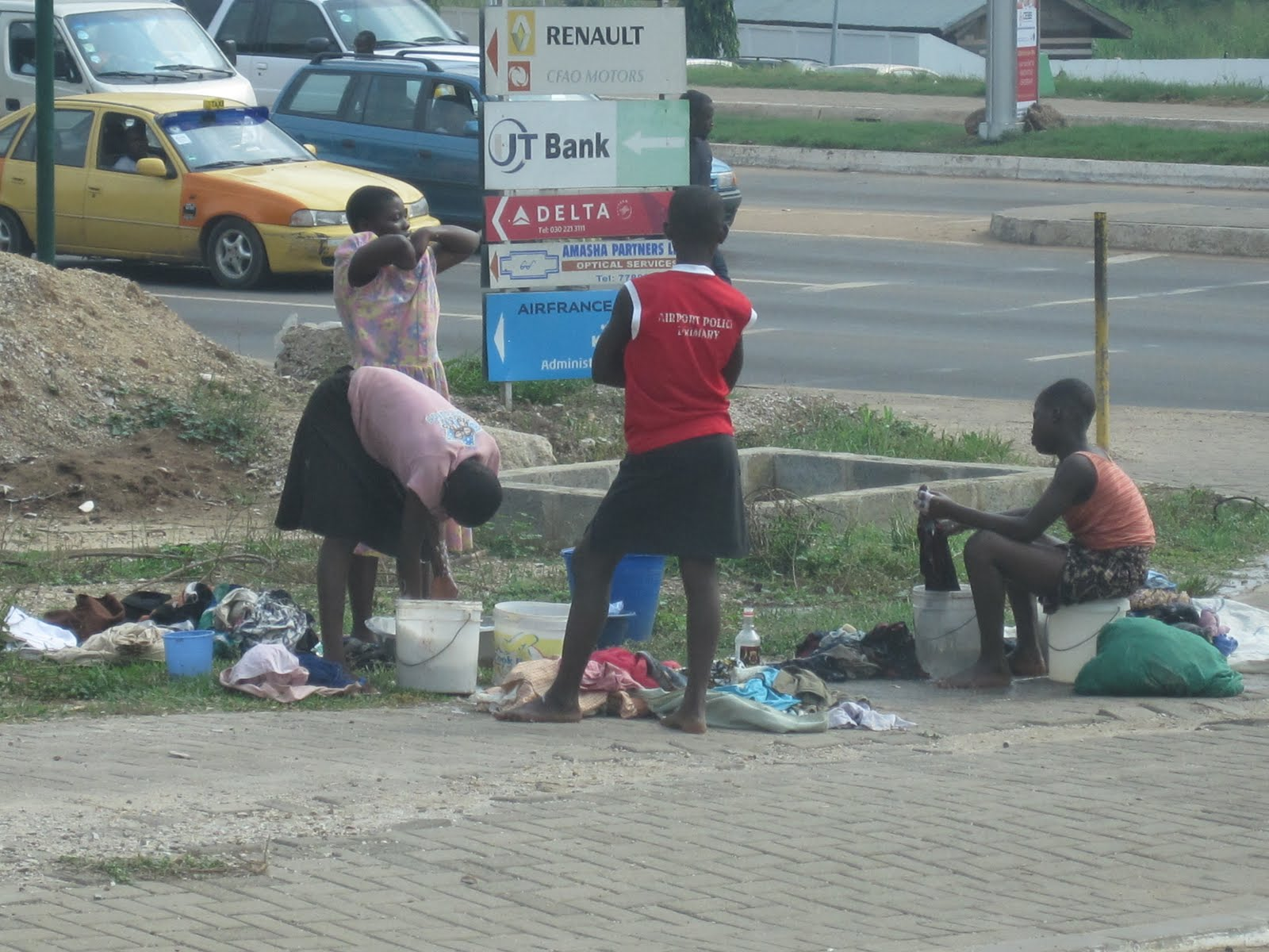 Image result for street children ghana